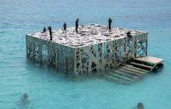 Првата галерија во светот која е половина под вода ќе биде и живеалиште за корали
