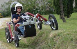 ВИДЕО: Овој автомобил има тркала како нозе на пајак и се движи по секаков терен