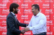 """13-тата """"Coca-Cola Активна зона"""" од проектот на Пивара Скопје и компанијата Coca-Cola поставена во Сарај"""