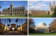 Ова се најдобрите универзитети во светот