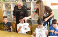 Бимилк повторно ги изненади првачињата и им посака сладок почеток на учебната година