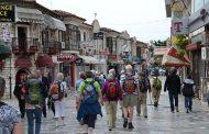 Приходите од туризам повисоки за 26,6% во првата половина од годинава