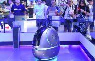 Alibaba го претстави својот робот Space Egg, кој ќе работи во хотелите во Кина