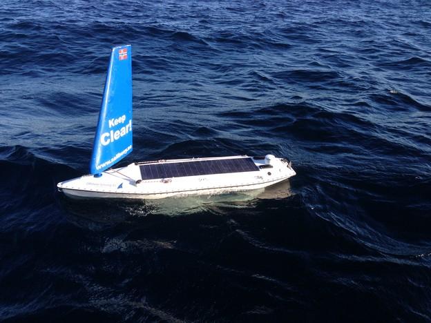 ВИДЕО: Првата автономна едрилица во светот го преплови Атлантикот