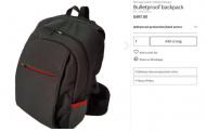 Израелска компанија го пушти во употреба првиот школски ранец отпорен на куршуми