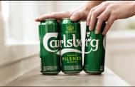 Данскиот производител на пиво Carlsberg ги замени пластичните држачи за лименки со еколошки лепак