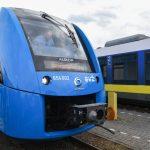 Во Германија почна да вози првиот воз во светот кој троши водород наместо нафта