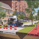 Холандија ја доби првата велосипедска патека во светот направена од рециклирана пластика