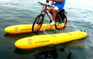 Со овој гаџет претворете го вашиот велосипед во чамец