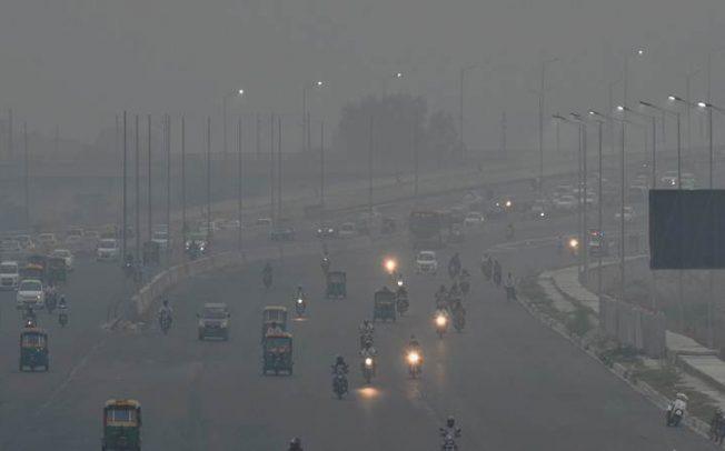 Загадениот воздух во Индија во 2017 година убил 1,24 милиони луѓе