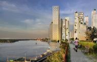 Во најеколошкиот кварт во Стокхолм ќе се гради град од дрвени облакодери