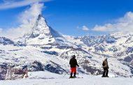 На Швајцарија и снемува снег – познатиот ски-центар изгуби 1/5 од снегот од глобалното затоплување!
