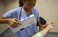 ВИДЕО: Нова технологија која наоѓа вена за земање крв уште при првиот обид