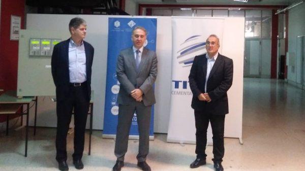 УСЈЕ донираше опрема за лабараторијата на Факултетот за електротехника и информациски технологии во Скопје