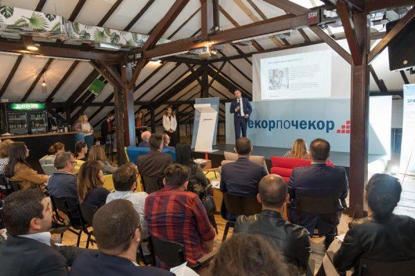 """""""Шпаркасе Банка"""", прва банка во Македонија што финансира старт-ап бизниси"""