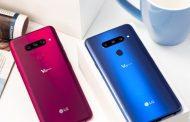 LG претстави паметен телефон со пет камери