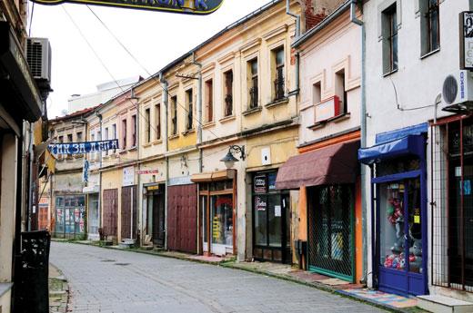 Ќе се ревитализираат 160 излози во неколку стари чаршии во Македонија