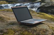 Овој еколошки дрвен лаптоп е дизајниран со цел да го намали електронскиот отпад