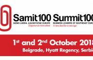 Во Белград почнува Самит на 100 бизнис лидери