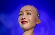 Роботот Софија имаше свое обраќање на Дигиталниот самит во Белград