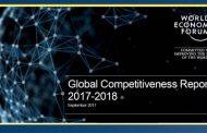 Македонија на 84. место во најновиот Извештај за глобалната конкурентност