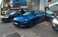 Скопјани уживаа во перформансите на најновиот Ford Focus