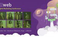 Тринаесет познати маркетинг говорници доаѓаат на AllWeb во Скопје