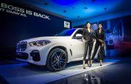 THE BOSS IS BACK – премиера на новиот BMW X5 во Македонија