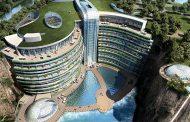 Овој кинески хотел се наоѓа под земја и под вода