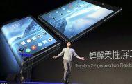 ВИДЕО: Компанијата Royole го претстави првиот смартфон на склопување во светот
