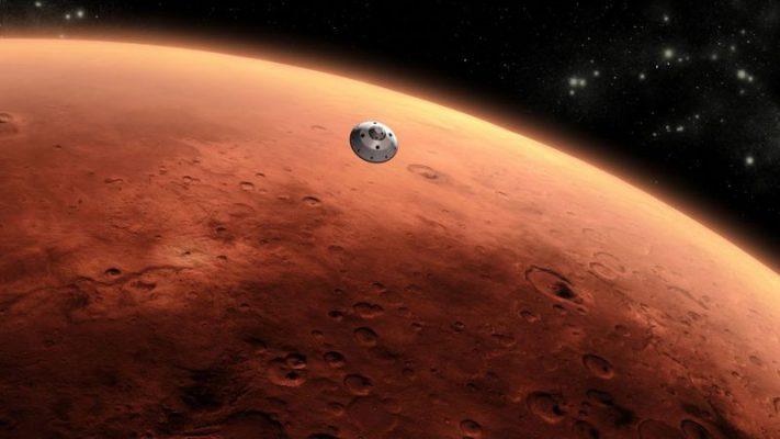 Кина идната година ќе испрати вселенско летало на Марс