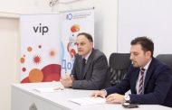 Vip и ФИНКИ стартуваа официјална соработка
