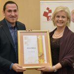 """Лозовата ракија """"Ж'та стрела"""" на """"Имако Вино"""" од Штип е прогласена за шамион за квалитет во Хрватска"""