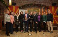 Адора Инженеринг доби национално признание за Македонски квалитет 2018