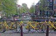ВИДЕО: Паркинг за велосипеди ја собира енергијата што ја создаваат велосипедистите