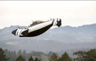 Ова е првиот персонален летачки автомобил