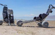 Офроуд инвалидска количка им овозможува на хендикепираните лица да ја истражуваат природата