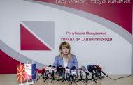 Лукаревска: Наплатата на даноци е одлична, 2019 ќе биде економска година
