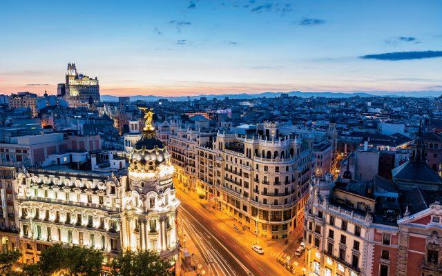 Мадрид забрани 32% од автомобилите во некои делови од градот