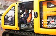Во Монако беше претставено специјално електрично возило за експедиции на Јужниот пол