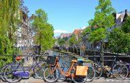 Холанѓаните од државата добиваат пари за секој извозен километар со велосипед