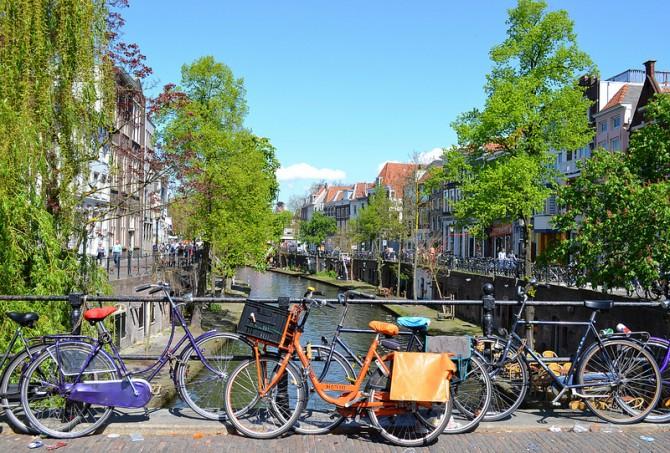Image result for холандија велосипеди