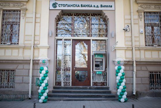 Стопанска банка а.д. Битола ја реотвори целосно ребрендираната експозитура на локација Стара Зграда – Битола