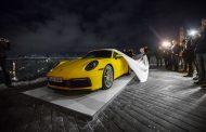Новиот Porsche 911 спектакуларно претставен на Алпите