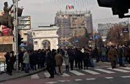 Пазарџиите протестираа против Законот за зелени пазари