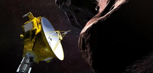 """Сондата """"Нови Хоризонти"""" на НАСА на новогодишната ноќ стигна до крајот на Сончевиот систем"""