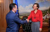 Заев: Мајкрософт e сериозен партнер на Република Македонија