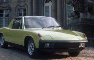 Три јубилеи на Porsche:  50 години од моделот 917, 50 години од моделот 914 и 10 години од Panamera