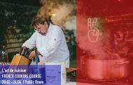 Мастер шефот Марк де Јонг со курс за готвење во Јавна соба