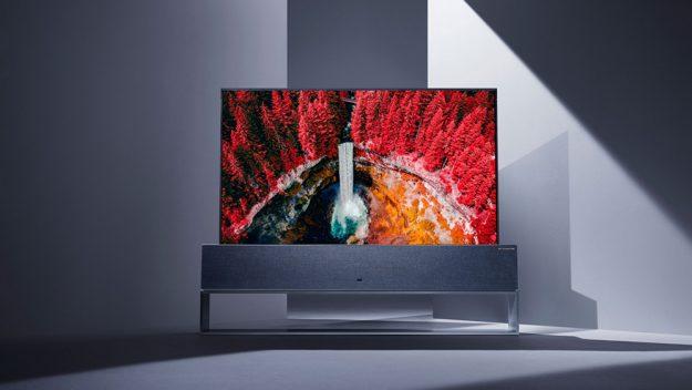 ВИДЕО: Ако немате место за голем телевизор, ова е решение за вас